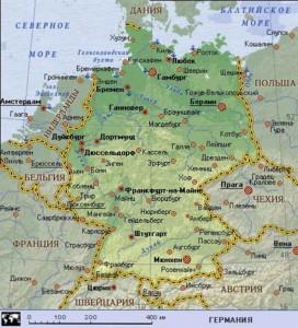 Значительный объем данных дает нам эта, казалось бы, небольшая карта государства. С ее помощью вы станете осведомлены о государстве Германия и найдете то что искали, приехав в эту страну. Эта большая карта страны Германия будет весьма интересна для учащихся школ, студентов и профессиональных ученых. Описываемая карта включает в себя много данных о территории страны Федеративная [...]